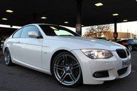 USED 2010 60 BMW 3 SERIES 3.0 335D M SPORT 2d AUTO 282 BHP