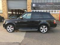USED 2012 62 LAND ROVER RANGE ROVER SPORT 3.0 SD V6 HSE (Luxury Pack) 4X4 5dr