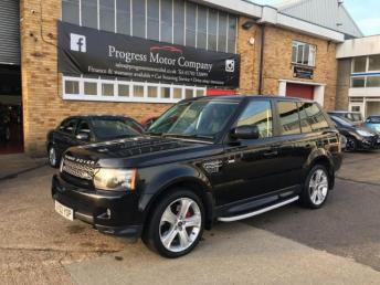 2012 LAND ROVER RANGE ROVER SPORT 3.0 SD V6 HSE (Luxury Pack) 4X4 5dr £19995.00