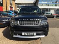 USED 2011 11 LAND ROVER RANGE ROVER SPORT 3.0 TD V6 Autobiography Sport 5dr FINANCE AVAILABLE FROM 5% FLAT