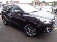 2013 HYUNDAI IX35 1.7 SE NAV CRDI 5d 114 BHP £9995.00