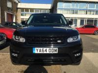 USED 2014 64 LAND ROVER RANGE ROVER SPORT 3.0 SD V6 HSE 4X4 (s/s) 5dr FULLY COLOUR COEDED