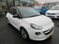 USED 2014 64 VAUXHALL ADAM 1.4 JAM 3d 85 BHP ** 01543 379066 ** JUST ARRIVED ** FULL SERVICE HISTORY **