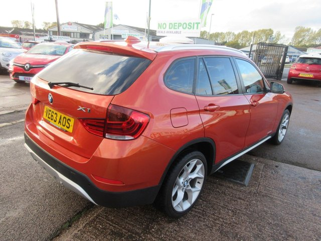 USED 2013 63 BMW X1 2.0 XDRIVE20D XLINE 5d 181 BHP **CLICK AND COLLECT ON YOUR NEXT CAR**