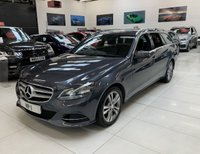 2014 MERCEDES-BENZ E CLASS 2.1 E220 CDI SE 5d AUTO 168 BHP ESTATE £15695.00