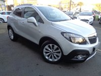 2015 VAUXHALL MOKKA 1.4 SE 5d AUTO 138 BHP £11480.00