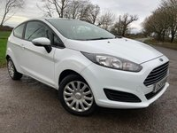 USED 2015 64 FORD FIESTA 1.2 STYLE 3d + ALLOYS + 2KEYS + SERVICE HISTORY
