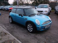 2004 MINI HATCH COOPER 1.6 COOPER 3d 114 BHP £SOLD