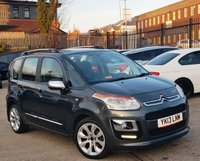 2013 CITROEN C3 PICASSO 1.6 SELECTION HDI 5d £4974.00