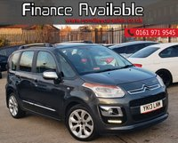 USED 2013 13 CITROEN C3 PICASSO 1.6 SELECTION HDI 5d FSH + PAN SUNROOF
