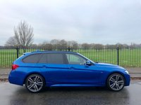 USED 2015 65 BMW 3 SERIES 2.0 320D XDRIVE M SPORT TOURING 5d AUTO 188 BHP