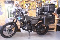 USED 2019 ROYAL ENFIELD HIMALAYAN OVALANDA EDITION