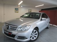 2013 MERCEDES-BENZ C CLASS 2.1 C220 CDI BLUEEFFICIENCY EXECUTIVE SE 4d AUTO 168 BHP £9495.00