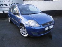 USED 2007 57 FORD FIESTA 1.2 STYLE 16V 3dr