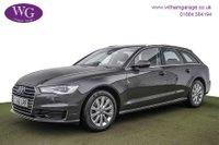 USED 2015 65 AUDI A6 AVANT 2.0 AVANT TDI ULTRA SE 5d 188 BHP
