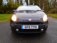 USED 2011 11 FIAT PUNTO EVO 1.4 GP 3d 77 BHP **LOW INSURANCE**LOW TAX**LOW MILES**LOVELY CONDITION**