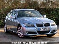 USED 2010 10 BMW 3 SERIES 3.0 330D SE 4d 242 BHP