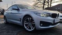 USED 2013 13 BMW 3 SERIES 2.0 320D SPORT GRAN TURISMO 5d AUTO 181BHP 2KEYS+FSH+20ALLOYS+PRIVACY+CDC