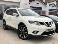 USED 2015 65 NISSAN X-TRAIL 1.6 DCI TEKNA XTRONIC 5d AUTO 130 BHP COMES WITH 6 MONTHS WARRANTY