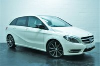 USED 2012 62 MERCEDES-BENZ B CLASS 1.8 B180 CDI BLUEEFFICIENCY SPORT 5d 109 BHP PANORAMIC SUNROOF + FULL MERCEDES SERVICE HISTORY