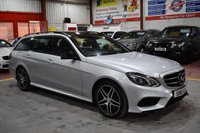 USED 2015 15 MERCEDES-BENZ E CLASS 2.1 E250 CDI AMG NIGHT EDITION PREMIUM 5d AUTO 201 BHP