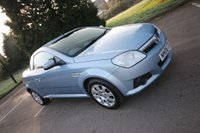 USED 2006 06 VAUXHALL TIGRA 1.4 16V TWINPORT 2d 90 BHP CHEAP TOP LESS MOTORING + SOLD WITH 12 MONTHS MOT