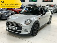 USED 2015 15 MINI HATCH COOPER 1.5 COOPER 5d AUTO 134 BHP