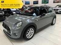 USED 2017 17 MINI HATCH COOPER 1.5 COOPER 3d 134 BHP pepper pack