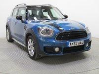 2017 MINI COUNTRYMAN 2.0 COOPER D ALL4 5d AUTO 148 BHP £21500.00