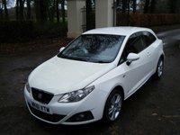 2011 SEAT IBIZA 1.4 SE COPA 3d 85 BHP £2995.00