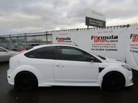USED 2011 60 FORD FOCUS 2.5 RS 3dr FULL MOT+LOW MILES+GREAT SPEC