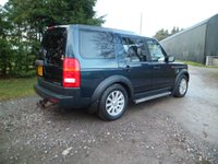 USED 2007 07 LAND ROVER DISCOVERY 2.7 3 TDV6 SE 5d AUTO 188 BHP FANTASTIC CONDITION DISCOVERY, SAT NAV, BLUETOOTH, NEW TIMING BELT AND AIR COMPRESSOR, MUST BE SEEN