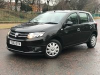 USED 2013 63 DACIA SANDERO 1.1 LAUREATE 5d WITH SAT NAV