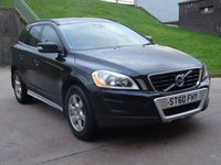 USED 2010 60 VOLVO XC60 2.4 D5 SE AWD 5d 205 BHP 1 OWNER FROM NEW +FULL SERVICE RECORD + LEATHER TRIM + PARKING SENSORS + MOT NOVEMBER 2019 +