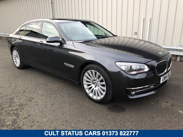 2014 14 BMW 7 SERIES 740LI SE LWB AUTO 3.0 TWIN TURBO PETROL