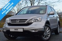 USED 2011 11 HONDA CR-V 2.2 I-DTEC ES 5d 148 BHP FULL SERVICE HISTORY! SUPERB CONDITION THROUGHOUT!
