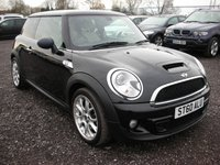 2010 MINI HATCH COOPER 1.6 COOPER S 3d 184 BHP £6500.00