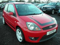 USED 2005 FORD FIESTA 2.0 ST 3d 148 BHP Nice looking St