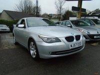 USED 2007 57 BMW 5 SERIES 2.0 520D SE 4d 175 BHP
