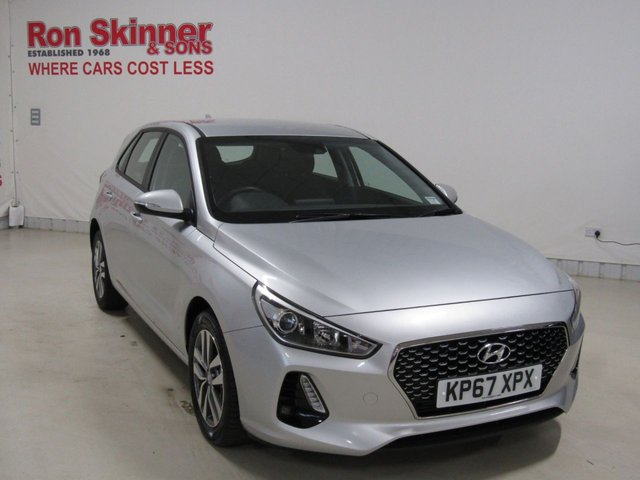 View our 2017 67 HYUNDAI I30 1.6 CRDI SE 5d 109 BHP