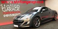 2012 PEUGEOT RCZ 2.0 HDI GT 2d 163 BHP  £8995.00