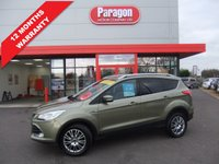 USED 2013 13 FORD KUGA 2.0 TITANIUM TDCI 2WD 5d 138 BHP ****12 months warranty****
