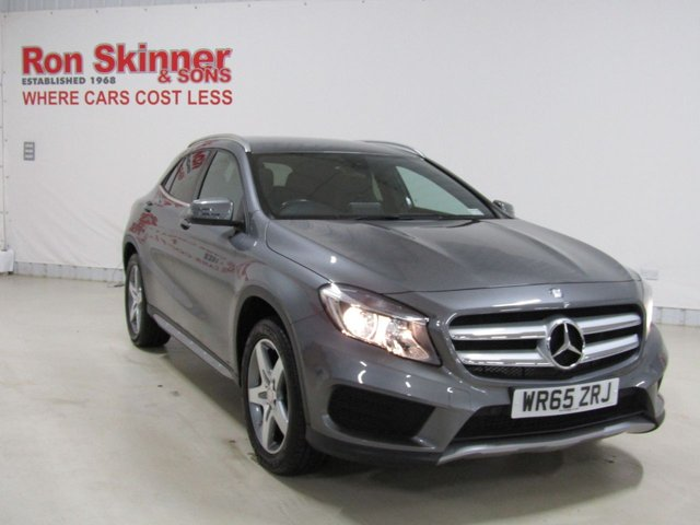 View our 2015 65 MERCEDES-BENZ GLA-CLASS 2.1 GLA 200 D AMG LINE 5d 134 BHP