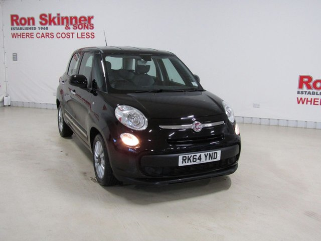 View our 2014 64 FIAT 500L 1.6 MULTIJET POP STAR 5d 120 BHP