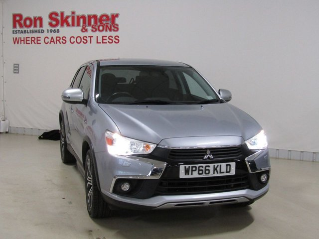 View our 2016 66 MITSUBISHI ASX 1.6 DI-D 3 5d 112 BHP