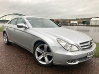 USED 2009 09 MERCEDES-BENZ CLS CLASS 3.0 CLS320 CDI 4d AUTO 222 BHP **STUNNING CLS320**ONE PREVIOUS OWNER**LOW MILLAGE**