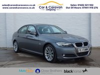 USED 2009 59 BMW 3 SERIES 2.0 320D SE BUSINESS EDITION 4d AUTO 175 BHP Service History Huge Spec NAV Buy Now, Pay Later Finance!