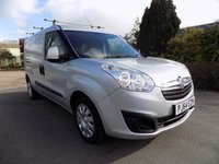 USED 2014 64 VAUXHALL COMBO 1.2 2300 L2H1 CDTI SPORTIVE 1d 90 BHP ***Nationwide Delivery Available***