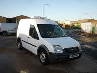 2011 FORD TRANSIT CONNECT 1.8 T230 HIGH ROOF  Fridge Van 110 BHP £3995.00