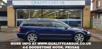 USED 2006 55 VOLKSWAGEN PASSAT 4.0 W8 4Motion  Hard to find with this spec! Absolute Beast of a car!